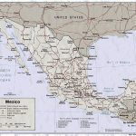 Mexico Maps | Printable Maps Of Mexico For Download Throughout Printable Map Of Mexico