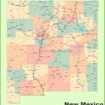New Mexico State Maps | Usa | Maps Of New Mexico (Nm) Within New Mexico State Map Printable