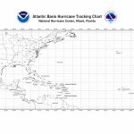Nhc Blank Tracking Charts With Printable Hurricane Tracking Map