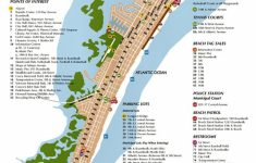 Printable Street Map Ocean City Nj