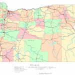 Oregon Printable Map With Regard To Printable Map Of The Oregon Trail