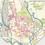 Oxford Map Heart Printbombus Off The Peg | Notonthehighstreet With Regard To Printable Map Of Oxford