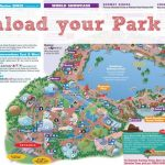 Pindawn E C On Travel   Theme Parks | Disney World Map, Disney Throughout Disney World Map 2017 Printable