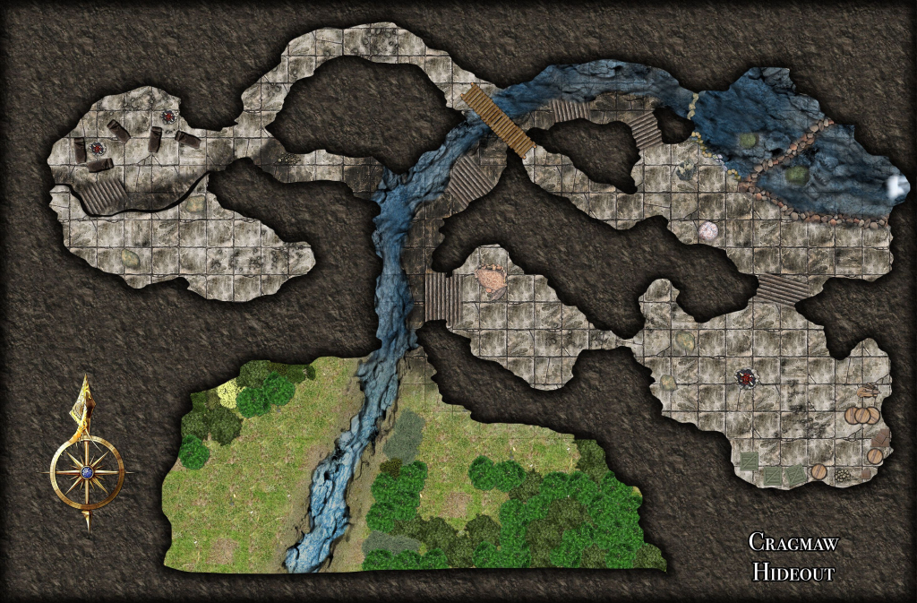 Pinkevin Daignault On Gaming Maps - Minis In 2019 | Dungeon Maps with regard to Cragmaw Hideout Printable Map