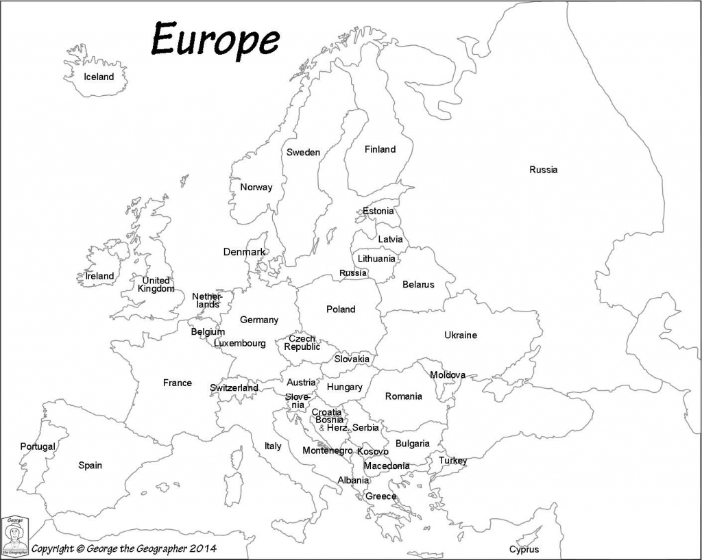 Pinzsa Zsa On Coloring Book | Europe Map Travel, Europe Map with regard to Europe Political Map Outline Printable
