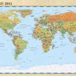 Print Of World Map ~ Afp Cv Intended For World Map Poster Printable