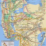 Print Printable New Subway Map High Res Maps Usa Intended For Printable Subway Map