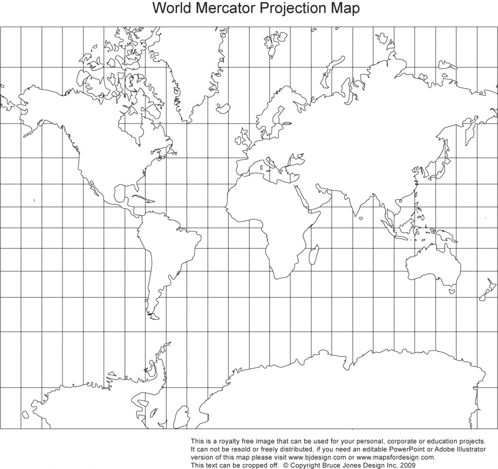 Printable, Blank World Outline Maps • Royalty Free • Globe, Earth within 8.5 X 11 Printable World Map