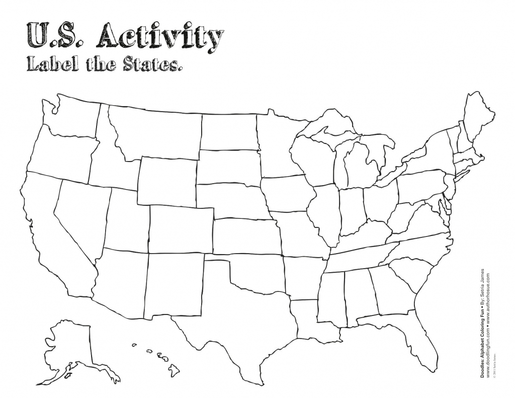 Printable Labeled Map Of The United States Fresh United States Map for Free Printable Labeled Map Of The United States