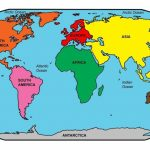 Printable Labeled World Map | Indiafuntrip Intended For Printable Labeled World Map