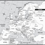 Printable Map Asia With Countries And Capitals Noavg Outline Of Regarding Printable Map Of Europe And Asia