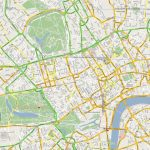 Printable Map Of Central London London Attractions Map Printable Throughout Central London Map Printable