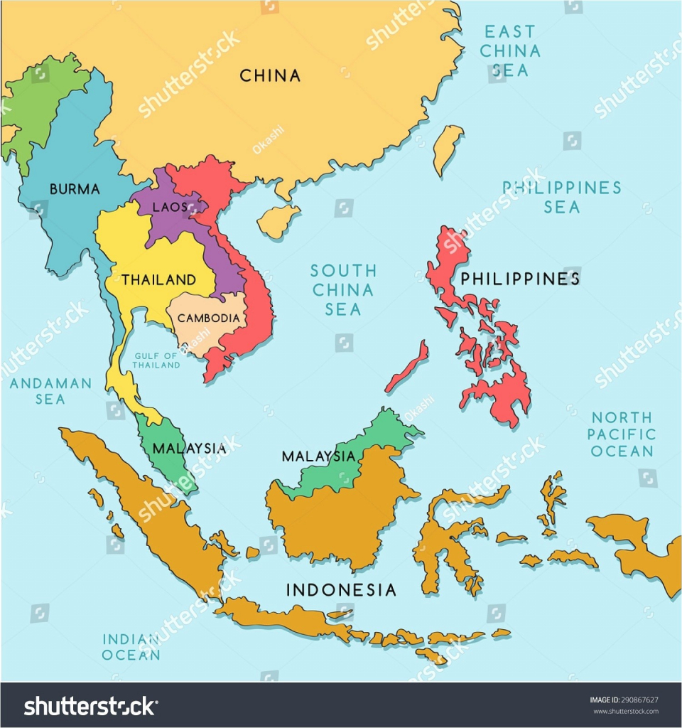 Printable Map Of South East Asia Recent Download And Southeast intended for Printable Map Of Southeast Asia