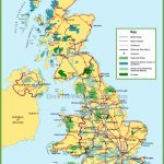 Printable Map Of Uk Towns And Cities And Travel Information Inside Printable Map Of Uk Towns And Cities