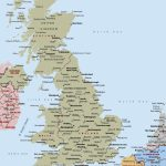 Printable Map Of Uk Towns And Cities   Printable Map Of Uk Counties Intended For Printable Map Of Uk Towns And Cities