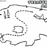 Printable Maps For Kids Genuine Pirate Treasure Map To Print Intended For Printable Kids Pirate Treasure Map