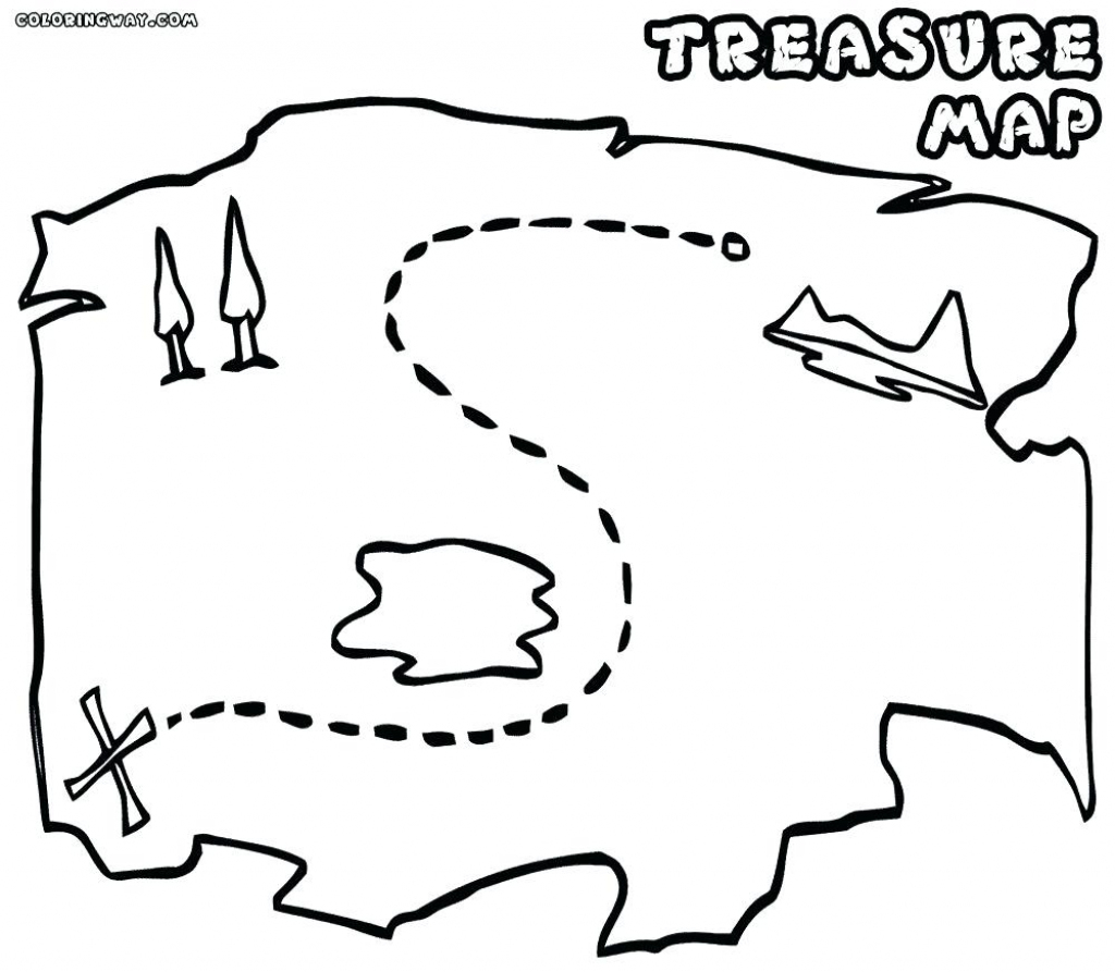 Printable Maps For Kids Genuine Pirate Treasure Map To Print with regard to Printable Pirate Map
