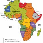 Printable Political Map Of Africa Perfect Blank Southwest Asia for Blank Political Map Of Africa Printable