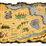 Printable Treasure Maps For Kids – Tim's Printables Throughout Blank Treasure Map Printable