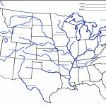 Printable United States Map With Rivers Valid Printable Us Map With Pertaining To Western United States Map Printable