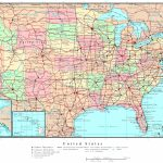 Printable Us Driving Map Valid United States Driving Map New With Regard To Printable Road Map Of Colorado