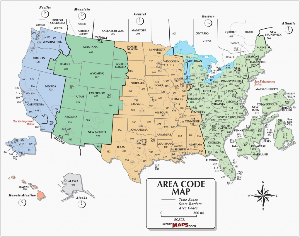 Printable Us Map With Time Zones And State Names Fresh Printable Us intended for Printable Map Of Us Time Zones With State Names