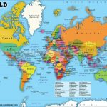 Printable World Map With Countries Labeled Pdf And Travel Throughout Free Printable World Map With Countries Labeled For Kids
