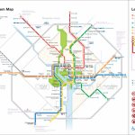 Project: Washington Dc Metro Diagram Redesign – Cameron Booth For Printable Dc Metro Map