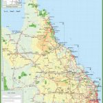 Queensland State Maps   Australia   Maps Of Queensland (Qld) Inside Printable Map Of Queensland