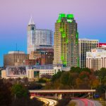 Raleigh, N.c., Maps | Downtown Raleigh Map Regarding Printable Map Of Downtown Raleigh Nc