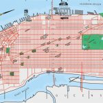 Road Map Of Manhattan. Manhattan Road Map | Vidiani | Maps Of Intended For Manhattan Road Map Printable