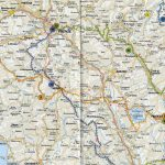 Road Map Tuscany ~ Exodoinvest Regarding Printable Map Of Tuscany