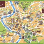 Rome Maps   Italy   Maps Of Rome (Roma) For Rome Tourist Map Printable
