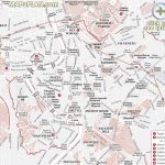 Rome Maps   Top Tourist Attractions   Free, Printable City Street Map With Regard To Printable Walking Map Of Rome