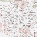 Rome Maps   Top Tourist Attractions   Free, Printable City Street Regarding Rome City Map Printable