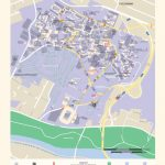 Rutgers University | Busch Campus Map | New York Metropolitan Area Pertaining To Notre Dame Campus Map Printable