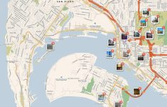 San Diego Printable Tourist Map | Sygic Travel regarding Printable Map Of San Diego County