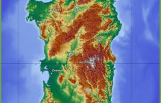 Sardinia Maps | Italy | Maps Of Sardinia (Sardegna) throughout Printable Map Of Sardinia