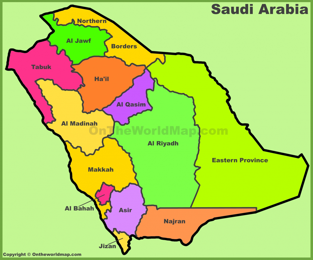 Saudi Arabian Maps | Maps Of Saudi Arabian regarding Printable Map Of Saudi Arabia