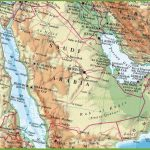 Saudi Arabian Maps | Maps Of Saudi Arabian Within Printable Map Of Saudi Arabia