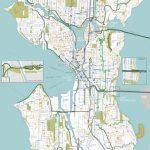Seattle Area Bike Maps | Seattle Bike Blog Inside Printable Map Of Seattle