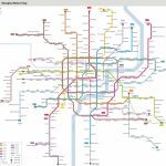 Shanghai Metro Maps, Printable Maps Of Subway, Pdf Download Pertaining To Printable Metro Map