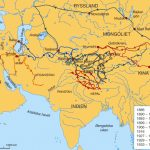 Silk Road Maps 2019   Useful Map Of The Ancient Silk Road Routes Regarding Silk Road Map Printable