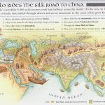 Silk Road Maps 2019   Useful Map Of The Ancient Silk Road Routes Throughout Silk Road Map Printable