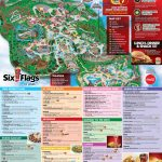 Six Flags St. Louis Park Map Intended For Six Flags New England Map Printable