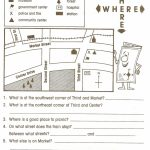 Social Studies Worksheets   Google Search | Social Studies | Map For Map Symbols For Kids Printables