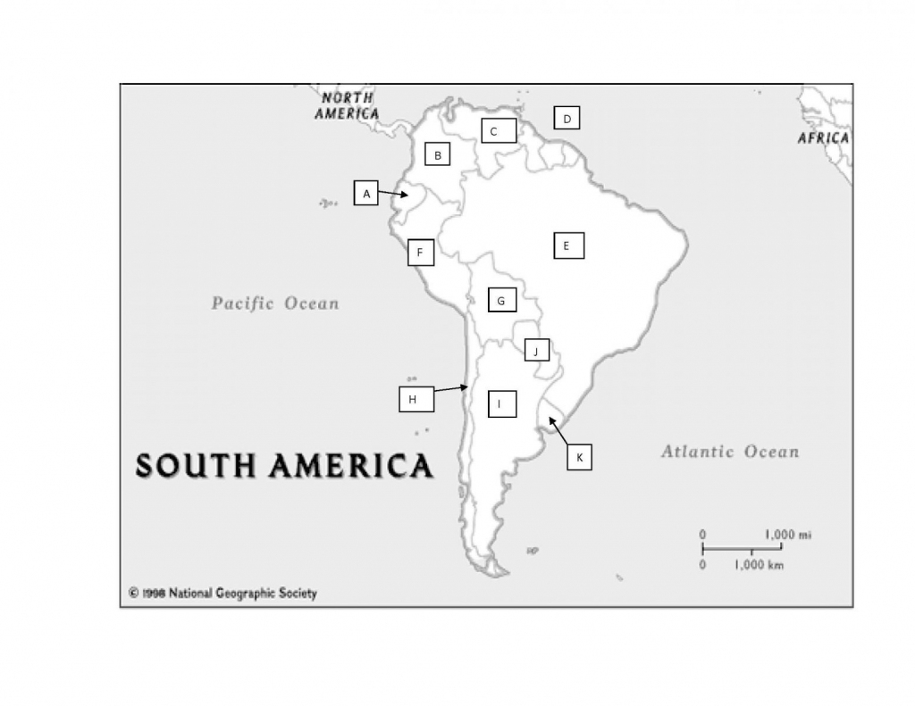 South America Practice Map Test - Proprofs Quiz with regard to Latin America Map Quiz Printable