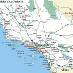 Southern California   Aaccessmaps   Printable Road Map Of Southern Throughout Printable Road Map Of Southern California