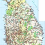 Sri Lanka Maps | Printable Maps Of Sri Lanka For Download Inside Printable Map Of Sri Lanka
