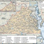 State And County Maps Of Virginia Inside Printable Map Of Tennessee Counties And Cities